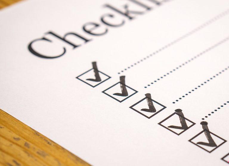 73 preguntas para tu checklist comercial