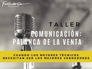 Taller – Comunicación: palanca de la venta