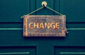 Cuando el cambio es necesario